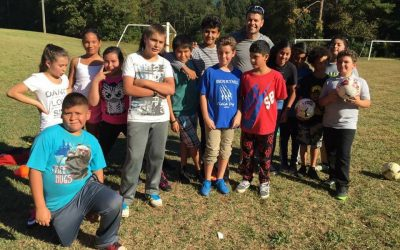 Providing a Sense of Community One Goal at a Time