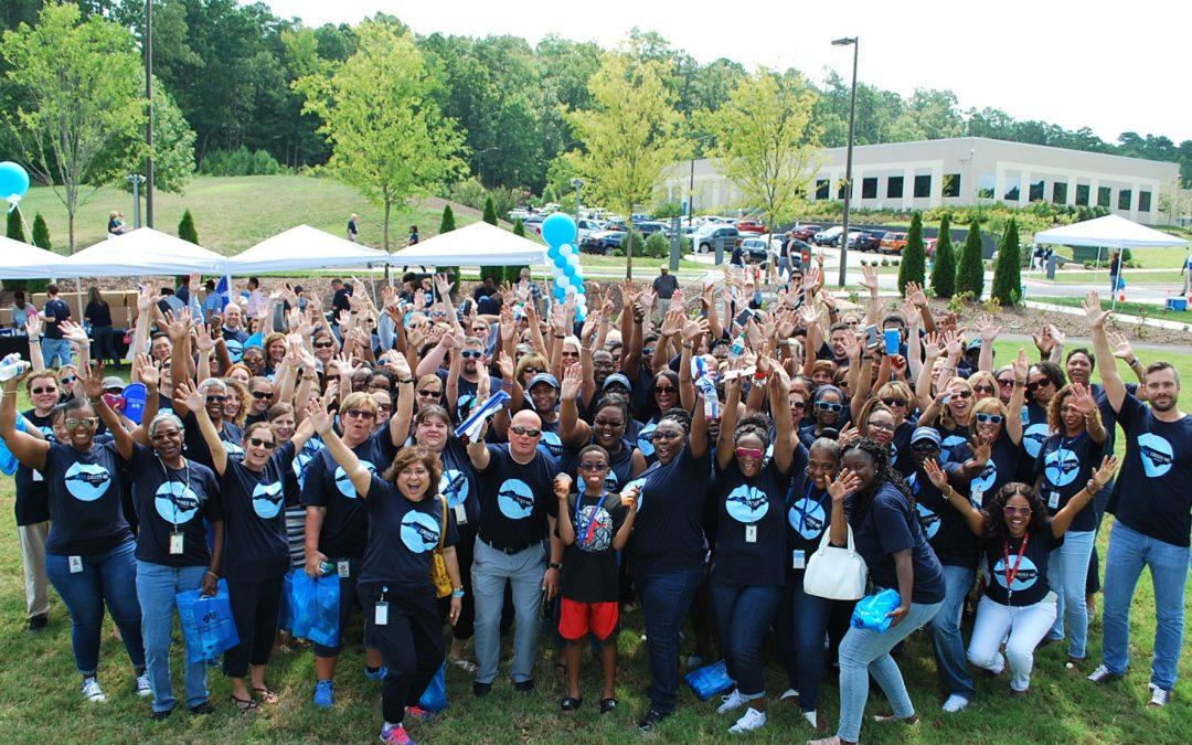 Investing in people: 'Spirit Week' spurs pride and camaraderie