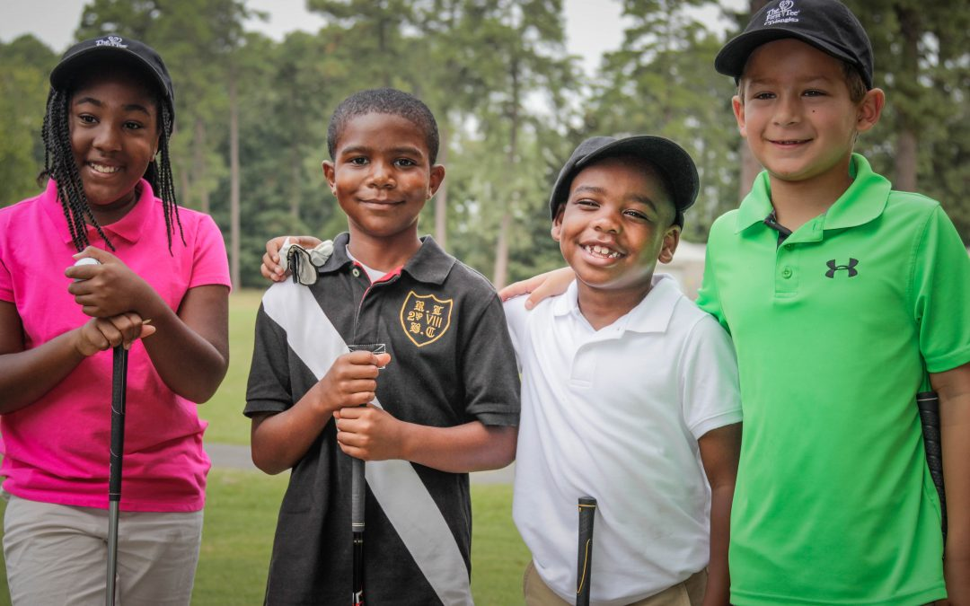 Mastering life skills, one putt at a time