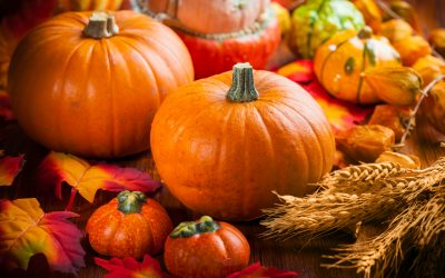 Healthy ways to embrace a holiday pumpkin spice explosion