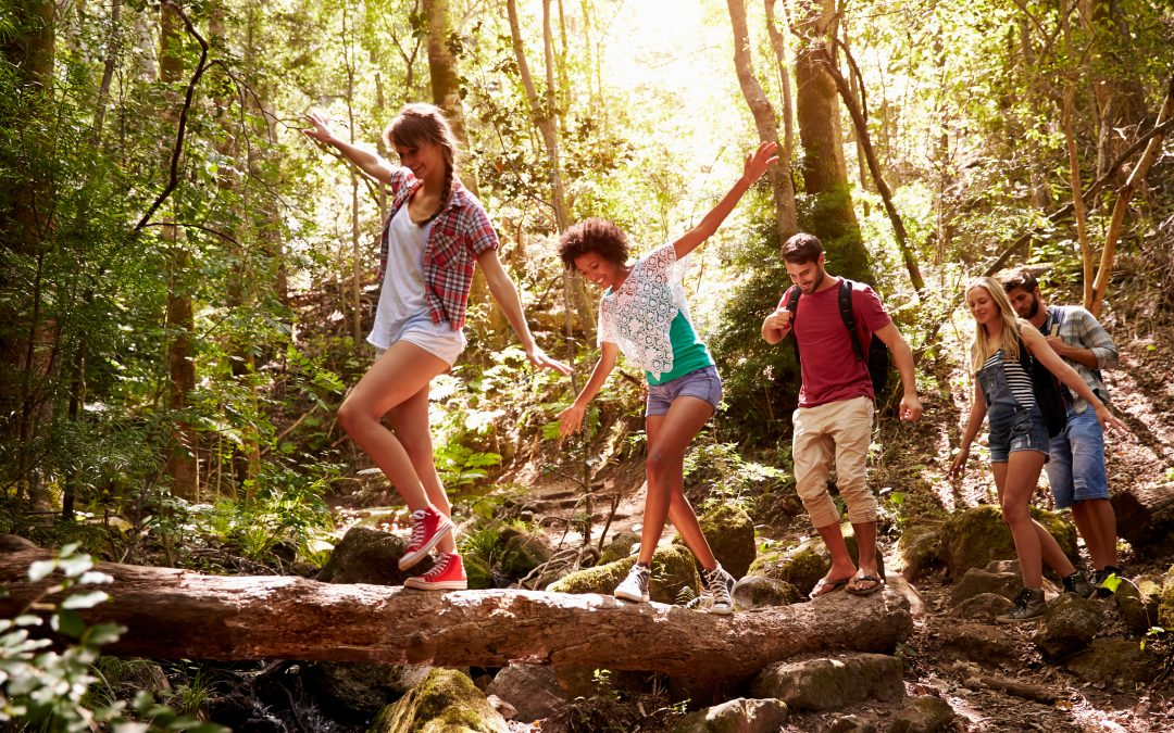 Are you outside? It's 'National Take a Hike' Day