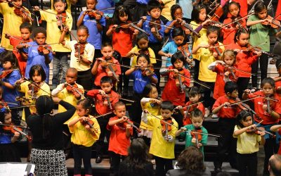 Music for Health, Well-being, and Success: Start Young!