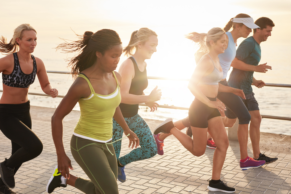Make Running your New Year's Resolution and Live Longer
