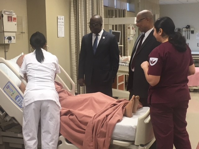 Investing in the state's next generation of nurses at NCCU