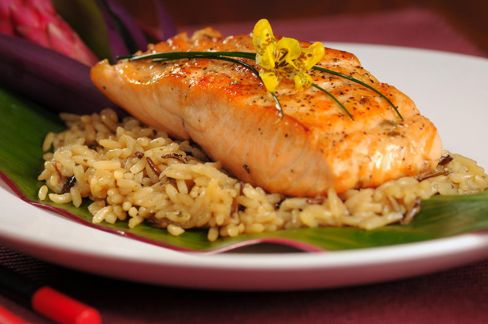 A Healthy Broiled Salmon Recipe for Your Busy Week