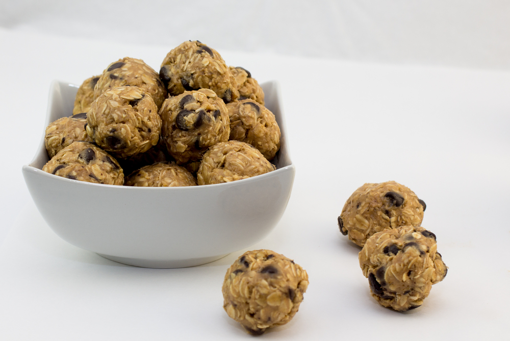 Easy Peanut Butter Energy Ball Recipe