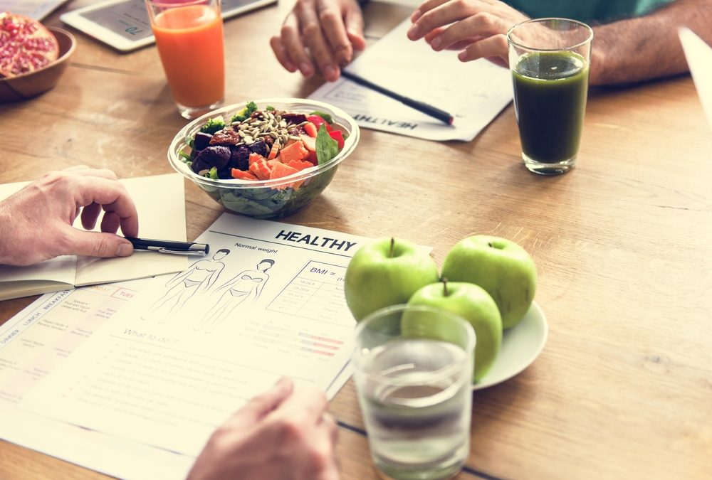 Sharing is caring when it comes to promoting nutrition in the workplace