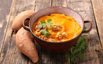 A mashed sweet potato recipe to make your heart sing