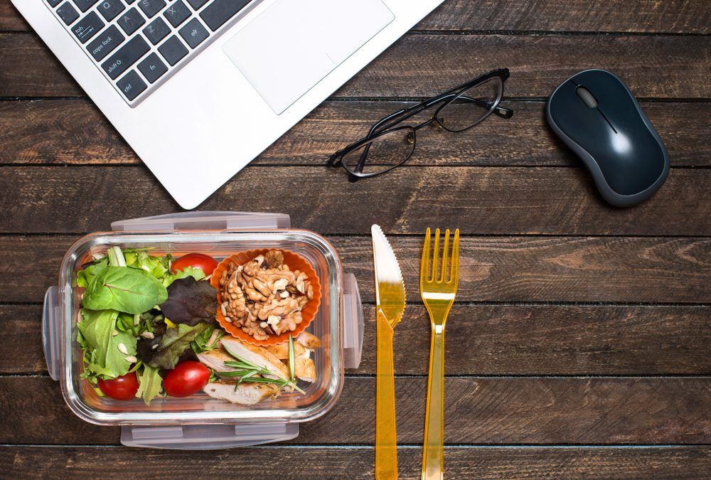 Don't Waste a Cheat Day, Tips for Healthy Lunches