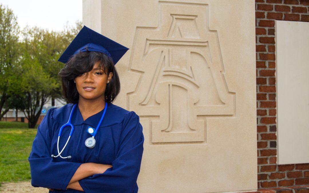 Announcing $1 million investment into NC A&T nursing program
