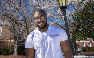 Supporting Future Nurses with a $1 million grant at Winston-Salem State University