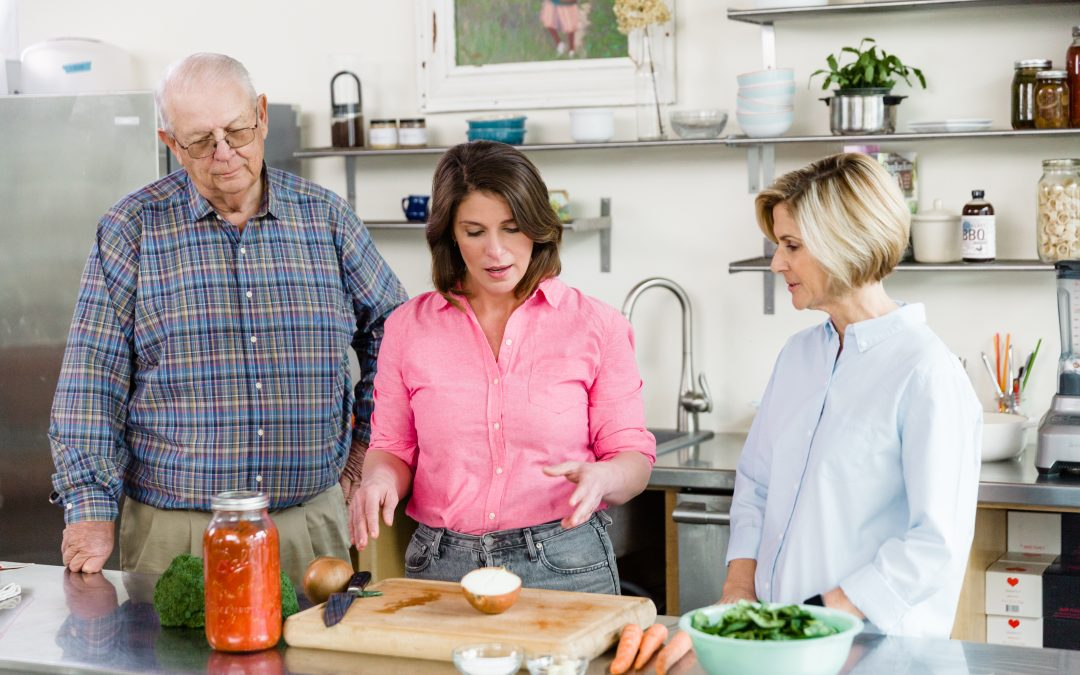 Too Busy to Eat Healthy? Try Meal Prep Vivian Howard's Way