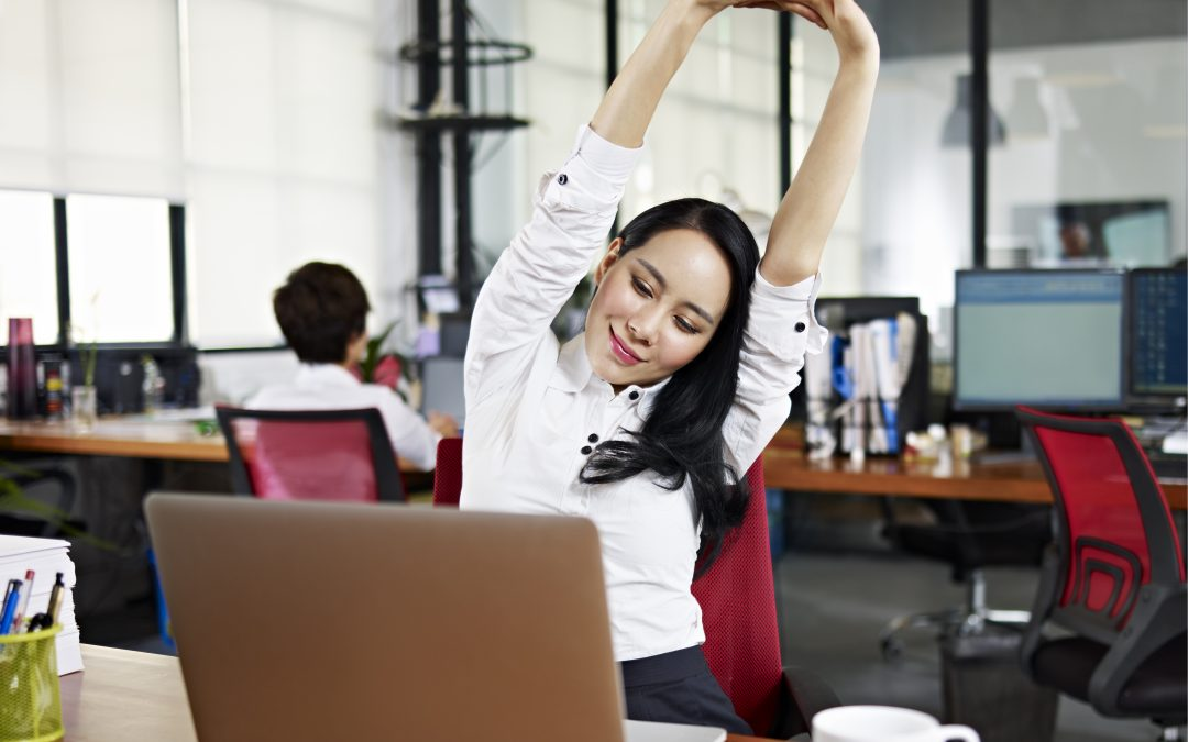 Top 5 Exercises You Can Do in the Workplace