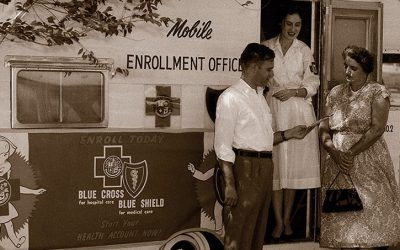 Celebrating 85 years of health coverage in NC