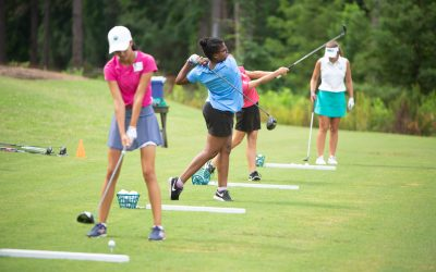 LPGA Leadership Academy challenges girls to Live Fearless