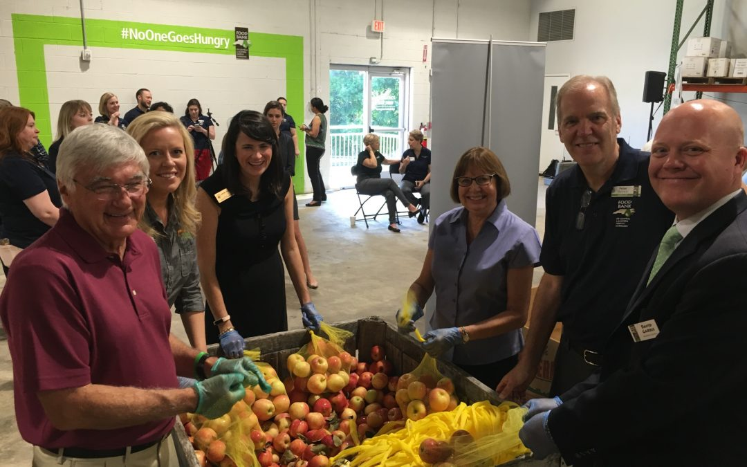 Coming together to confront food insecurity