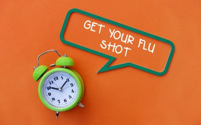Save Your Sick Days By Getting A Flu Shot