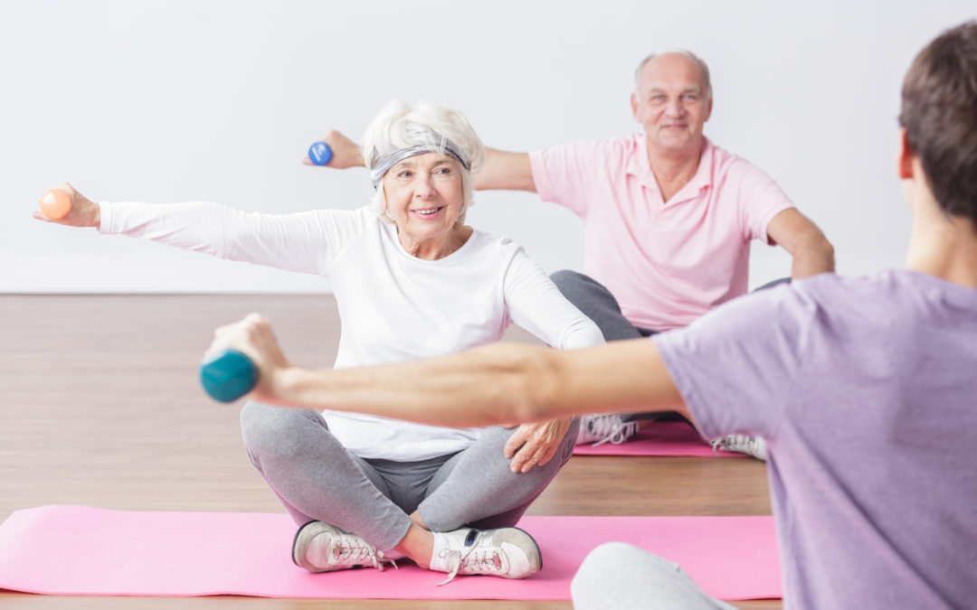 Get Fit at low or no cost with Silver and Fit