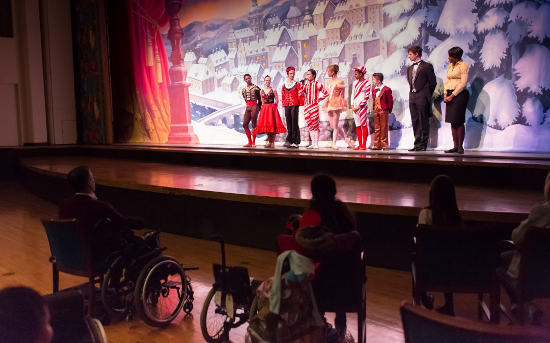Sensory Friendly Nutcracker Spreads Holiday Cheer For All