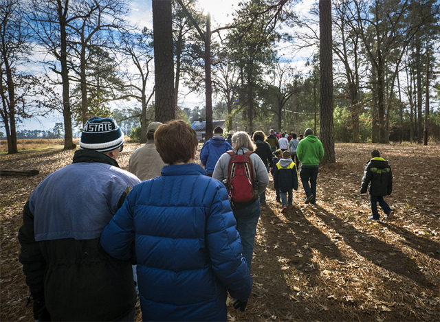 Start 2019 Off On The Right Foot With A New Year's Day Hike