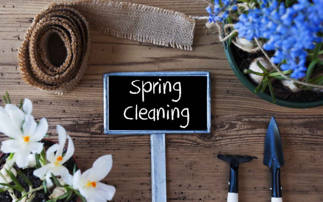 Three Ways to Spring Clean Your Health
