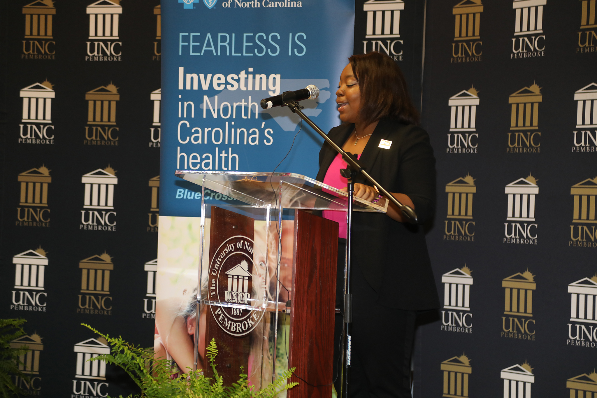 Investing In Community and Wellness at UNC-Pembroke