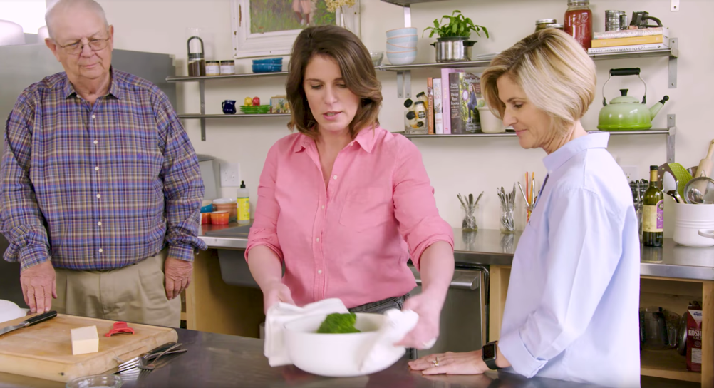 Vivian Howard's Recipe To Help Her Dad With Pre-Diabetes