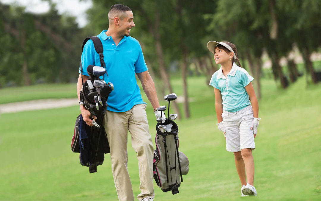 'Fore' Reasons Golf is A Hole-in-One For Health
