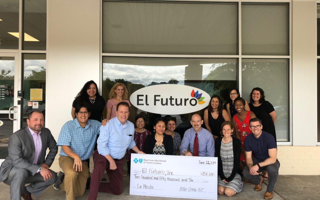 Investment to expand La Mesita Pilot to fund more Latino behavioral health care