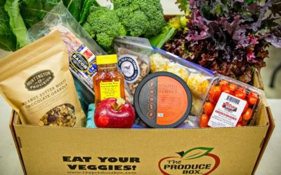 Fresh Food Delivered To Your Doorstep with Blue 365