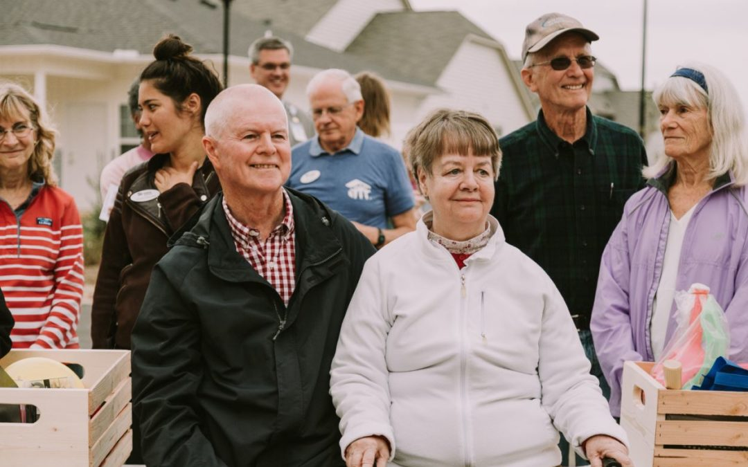 Habitat's Crescent Magnolia Community Provides More than Just Homes