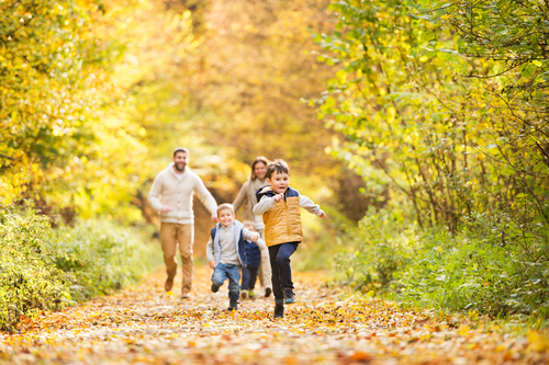 9 Fun Ways to Walk with Your Family This Fall