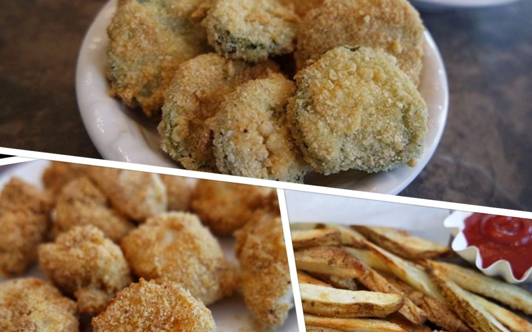 3 air fryer recipes your whole family will love