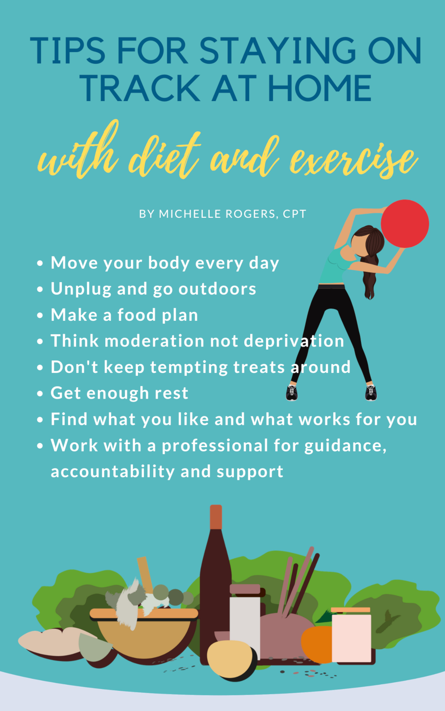 why diet and exercise dont work